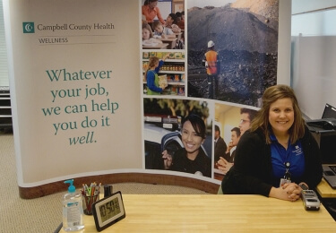 Campbell County Health Wellness offers employee health and wellness programs in Wyoming.